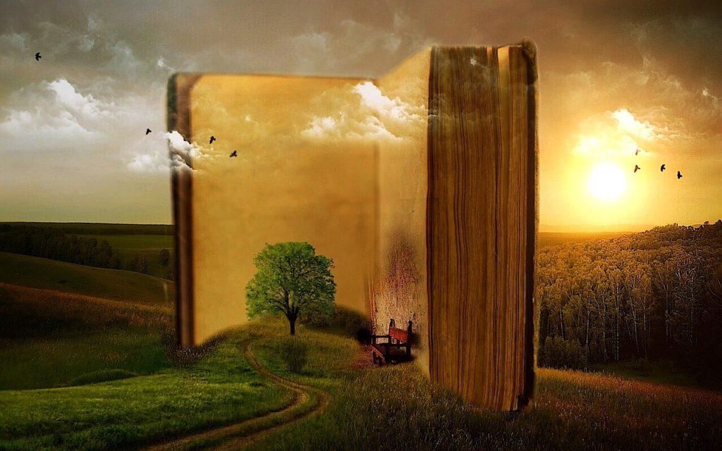 book art pixabay
